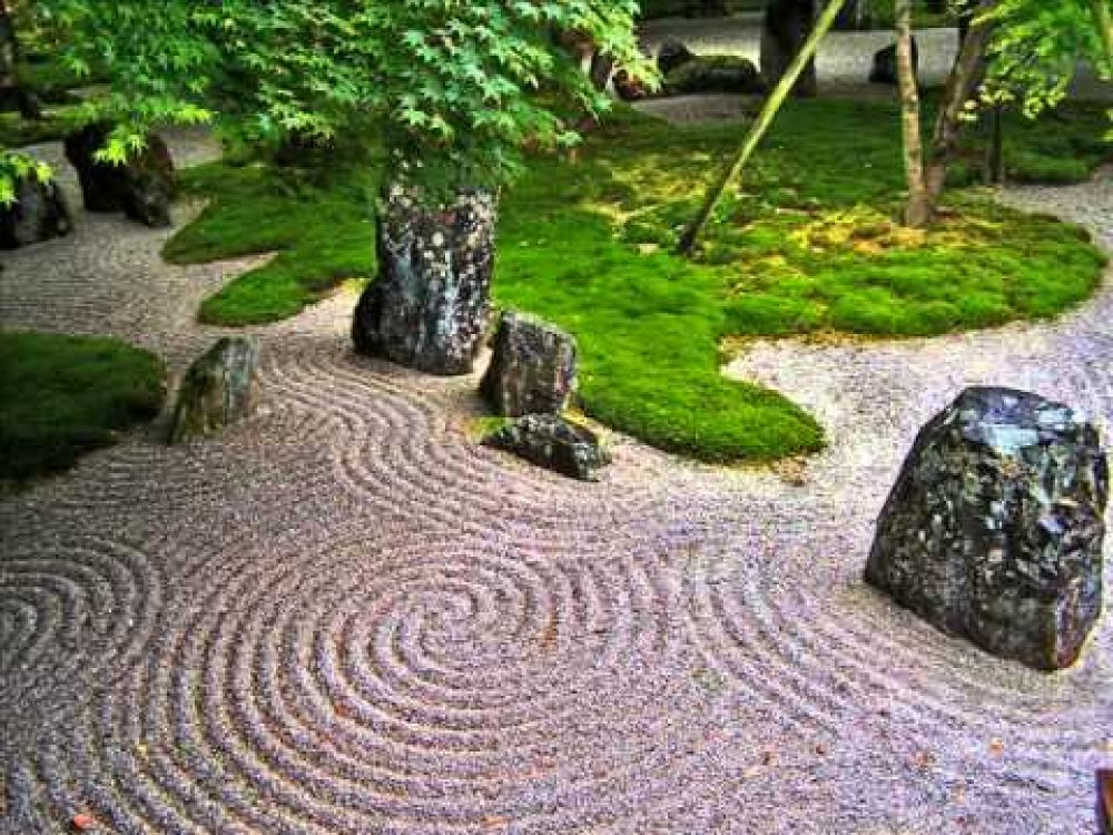 Make Your Garden A Place For Peaceful Meditation. Japanese Inspired Zen  Gardens Use A Minimalist Approach With A Primary Focus On Nature.
